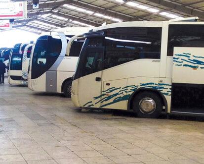 Έκδοση εισιτηρίων υπεραστικών λεωφορείων
